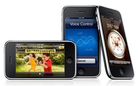 iPhone 3G приехал в Россию с опозданием в 9 месяцев