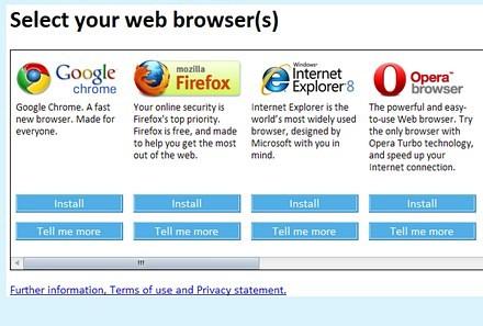 Загрузки Opera утроились благодаря экрану выбора в Windows - версия