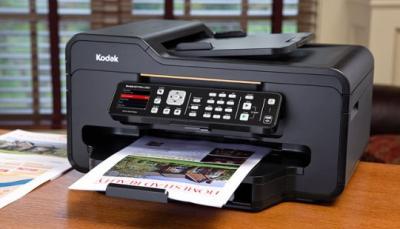 Kodak выпустила МФУ для печати с iPhone border=