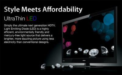 Hitachi продемонстрировала линейку телевизоров 2010 года border=