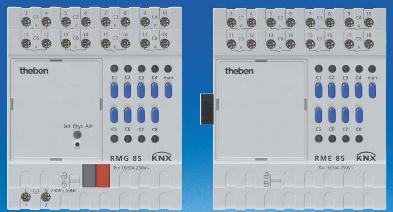 KNX-контроллер RMG 8 S