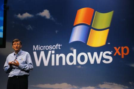 Microsoft никак не может расстаться с Windows XP