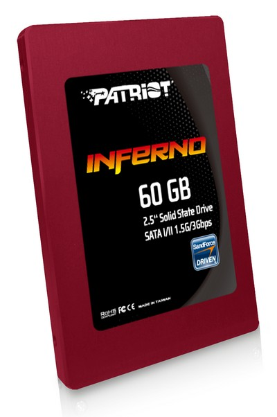 Patriot удешевила SSD-накопители=