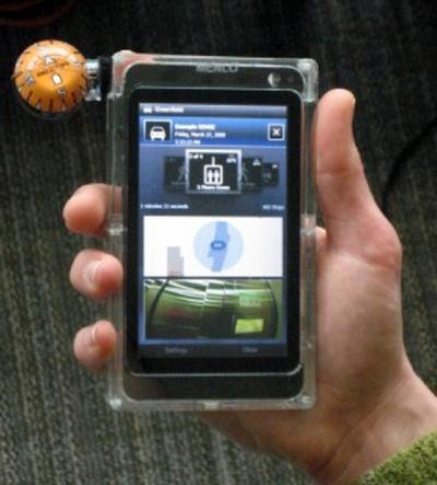 Microsoft показала прототип мобильной платформы Menlo=