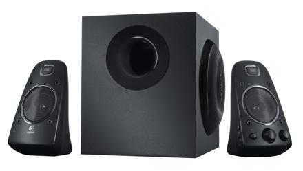 LOGITECH Speaker System Z623 Колонки активные.