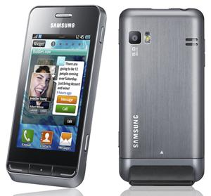 Samsung вывела на рынок новый bada-смартфон Wave 723=