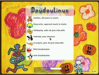 Технологической основой проекта стал известный дистрибутив Debian GNU/Linux