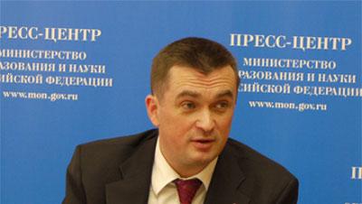 Владимир Миклушевский, отвечающий в Минобрнауки за информатизацию, переведен на Дальний Восток