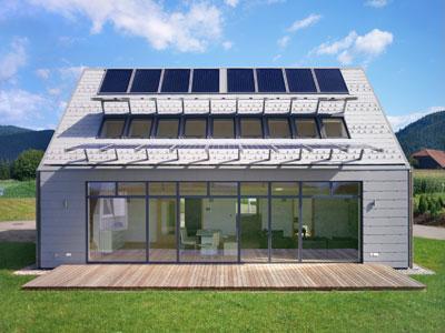 Активный дом будущего