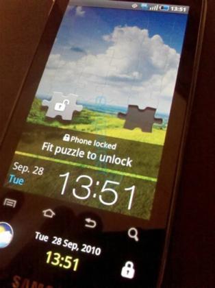 Samsung покажет «гуглофон» с двумя экранами=