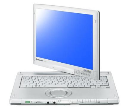 Panasonic выпустила защищенный планшетный ноутбук-трансформер=