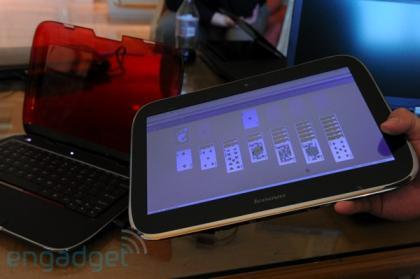 Lenovo выпустит бизнес-планшет ThinkPad=