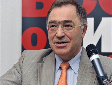 Директор департамента информатизации Минздравсоцразвития Олег Симаков