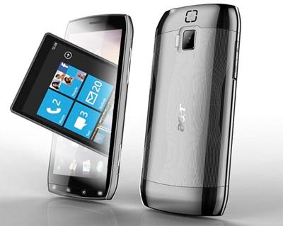 Acer не отказывается от выпуска Windows Phone 7-устройств=