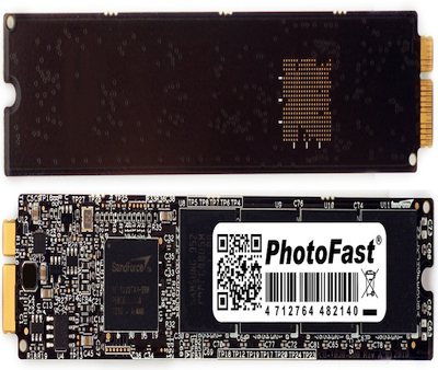 Apple запретит апгрейд SSD-накопителей в MacBook Air=