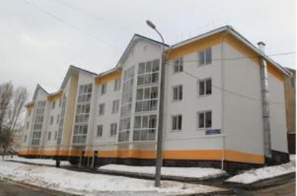 Энергоэффективный дом в Уфе