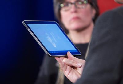 Motorola раскрыла имя будущего планшета=