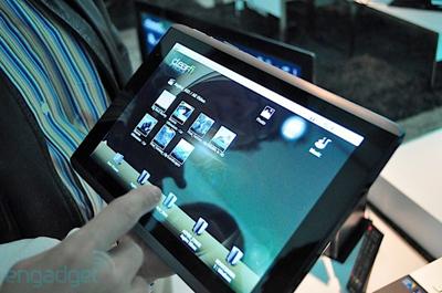 Acer показала планшет для LTE-сетей=