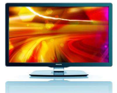 Philips анонсировала новинки телевизионной техники 2011 года=