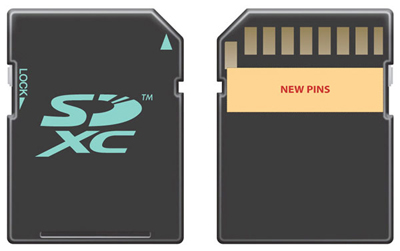 Создан специальный формат SD-карт для ридеров=