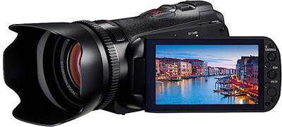 Canon показала новые HD-видеокамеры=