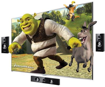 Samsung анонсировала новые модели HD-телевизоров 2011 года=