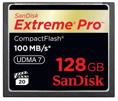 SanDisk представила самую быструю в мире карту памяти=
