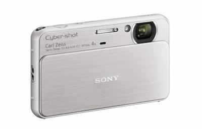 Sony представила ультракомпакты с поддержкой Full HD-видео и 3D=