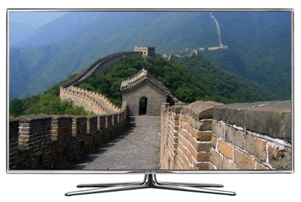 LED-телевизор Samsung серии D7000