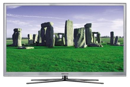 Плазменный ТВ Samsung серии D8000