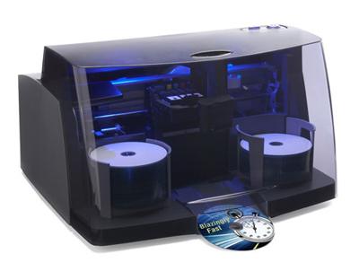 Создан самый быстрый принтер для печати обложек на диски=
