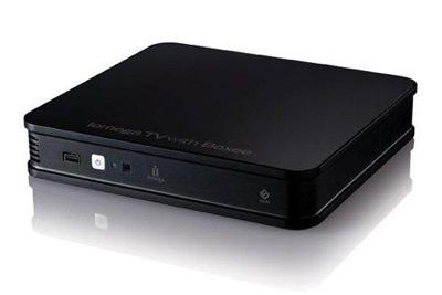 Iomega позволит смотреть интернет-телевидение и мультимедиа на одном устройстве=