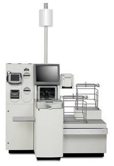 IBM Self Checkout System 6: модульная система для быстрого самообслуживания покупателей
