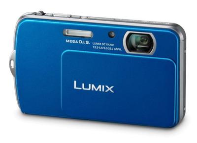 Panasonic показала два ультракомпакта в линейке Lumix=