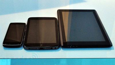 Acer готовит планшеты на базе чипов Intel Sandy Bridge=