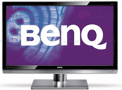 BenQ представила два LED-монитора=