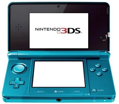 Nintendo 3DS появится на рынке вместе с 30 играми=