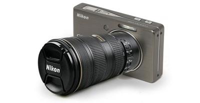 Nikon готовит новые фотокамеры=