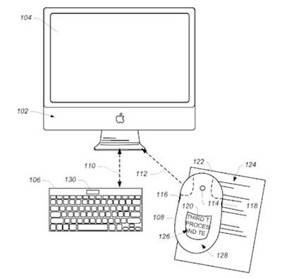 Apple патентует мышку с сенсорным экраном=