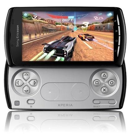 Xperia Play - один из трех смартфонов Sony Ericsson, который будет работать с российской навигационной системой ГЛОНАСС