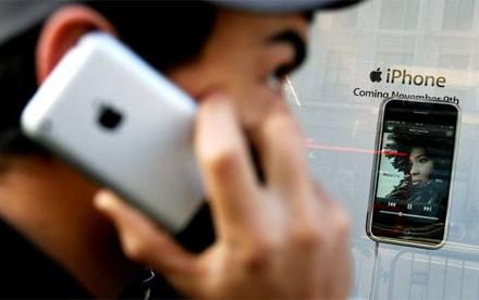 Данные собирают все, но иск получила пока только Apple