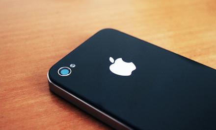 iPhone 4 стал самым раскупаемым портативным игровым устройством