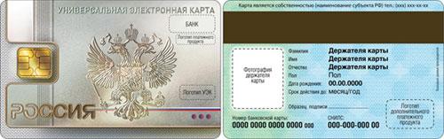 Государство заинтересовано в использовании универсальных электронных карт Внедрение универсальных электронных карт...