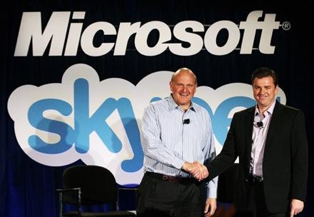 Заявка на патент была опубликована после того, как Microsoft объявила о приобретении популярного VoIP-сервиса