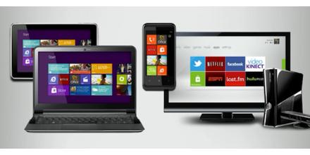 Универсальную операционку для всех типов устройств планируется выпустить в 2015-2016 гг.