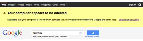 Google начал притворяться антивирусом