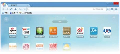 китайский браузер