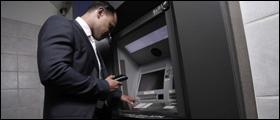Diebold разработал виртуальный банкомат
