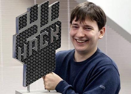 Победитель очередной олимпиады Петр Митричев - один из самых титулованных программистов из России