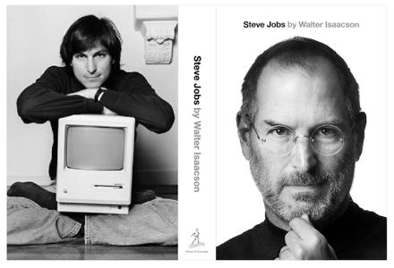 Продажи первой официальной биографии Стива Джобса в магазинах начнутся с сегодняшнего дня